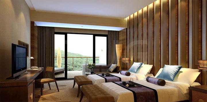宾馆、旅馆电地暖发热线安装